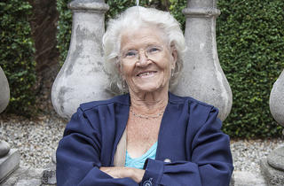Barbara Rice (83, from Reading)