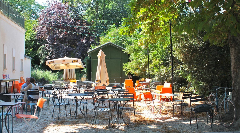 Restaurant : terrasses et rooftops