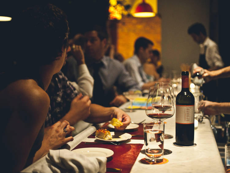The best Soho restaurants in NYC