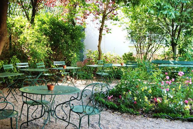 Le Café du Musée de la vie romantique