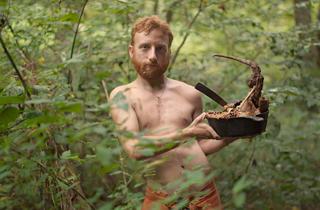 Lucas Foglia, Acorn with Possum Stew, Wildroots Homestead, North
