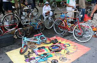 Mercado de Trueque Bicicletero