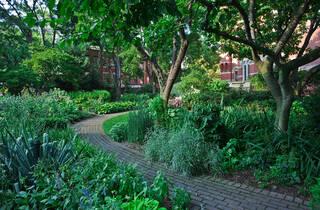 The Jefferson Market Garden