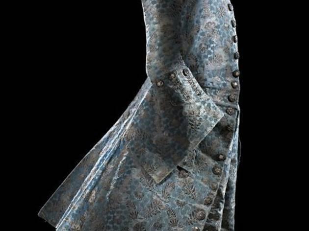 (Justaucorps, vers 1730-1740 / Paris, Les Arts Décoratifs, collection Mode et Textile ©Patricia Canino)