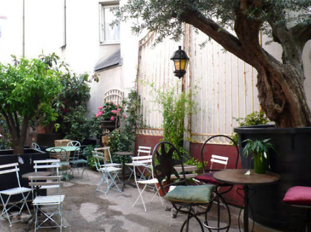 The best al fresco brunch spots in Paris