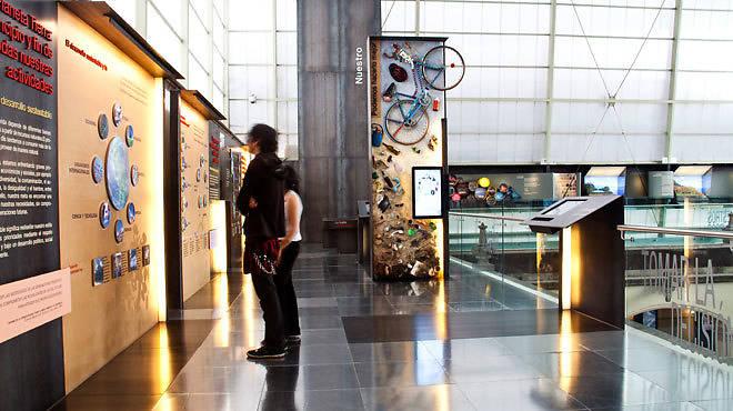 Museo interactivo de econom a mide antiguo convento de for Piso wellington barcelona