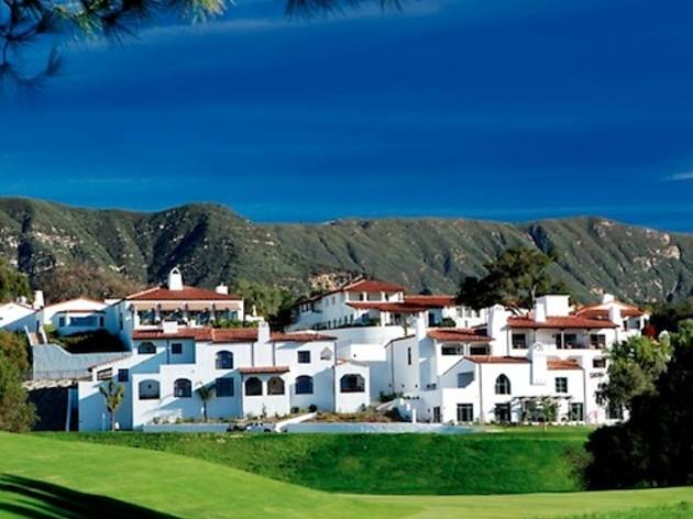 Splurge top pick: Ojai Valley Inn & Spa
