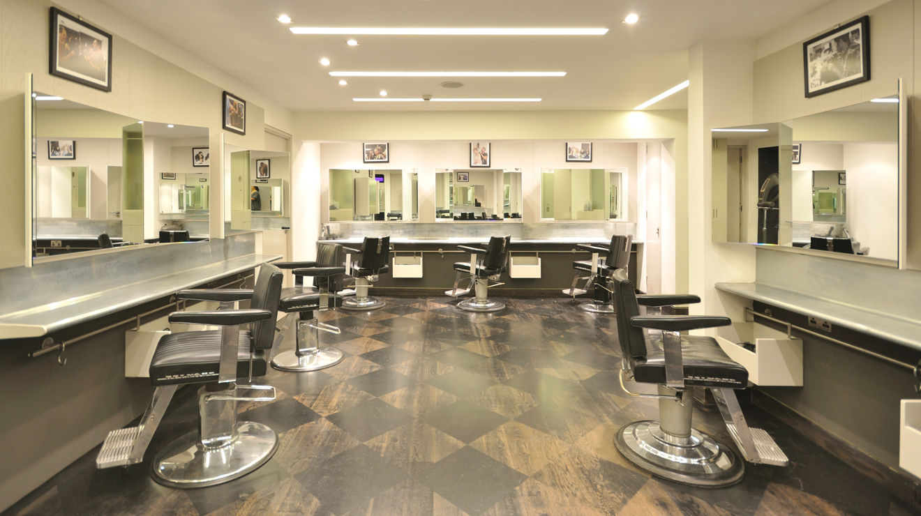Health and beauty, Hair salons