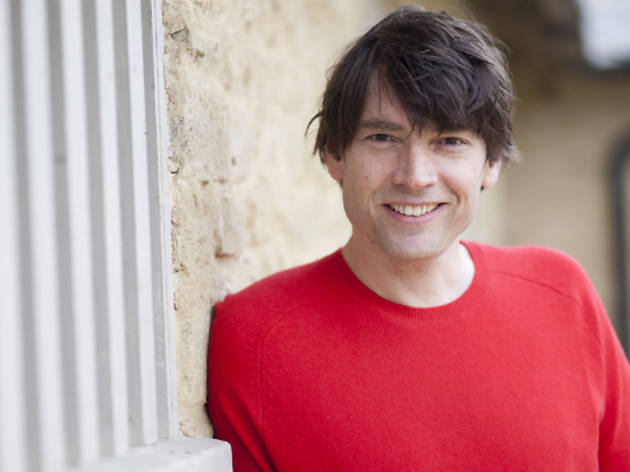 My life in (food) books: Alex James
