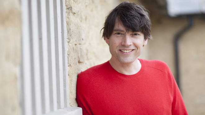 My life in books: Alex James