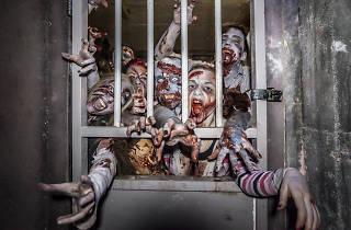 Zombie SWAT Training London HQ