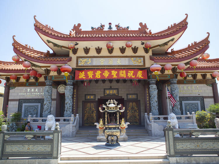 A guide to Chinatown