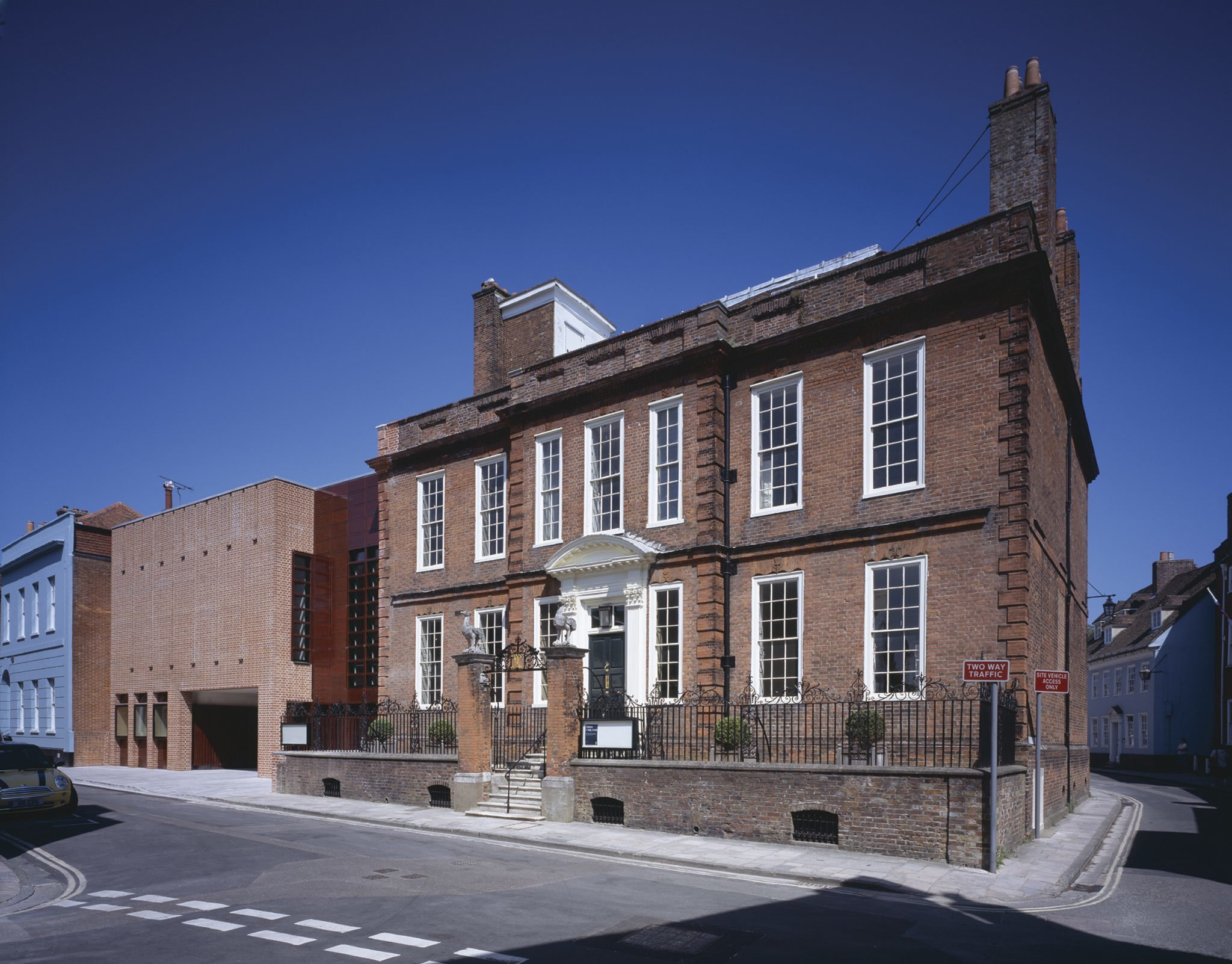 Chichester: Pallant House Gallery