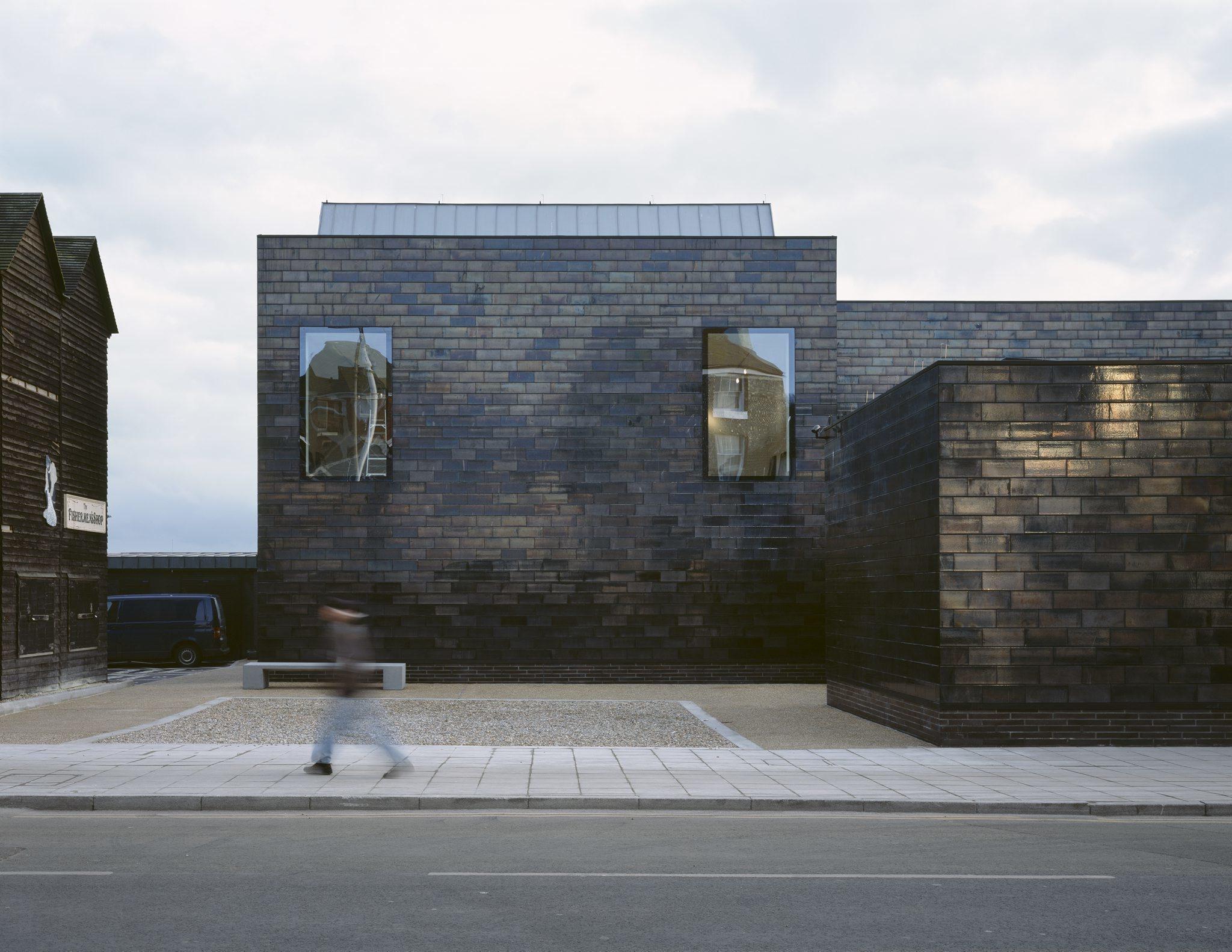 Hastings: Jerwood Gallery