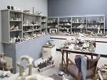 Inside the Bourne Maquette Studio, Perry Green