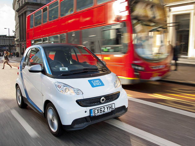 COMMERCIAL, cars2go