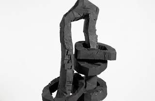 Georg Baselitz, 'Le Côté sombre'