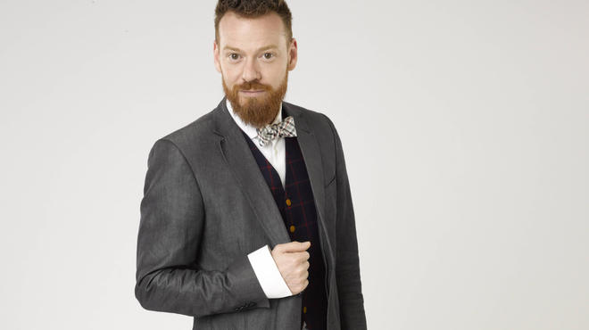 Bradon McDonald, formerly of the Mark Morris Dance Group, is a contestant on Project Runway.
