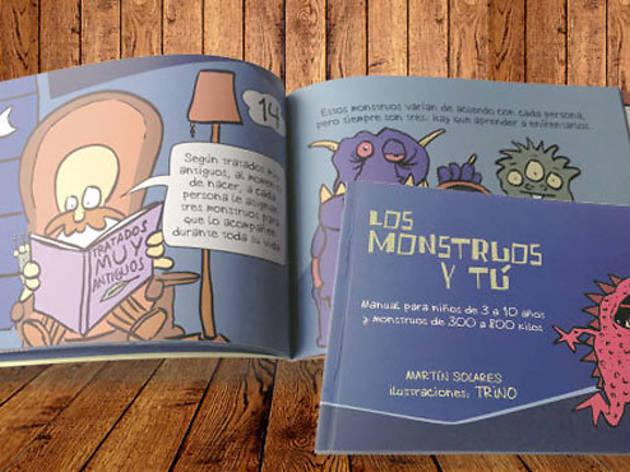 Los monstruos y tu. Manual para niños de 3 a 10 años y monstruos de 300 a 800 kilos
