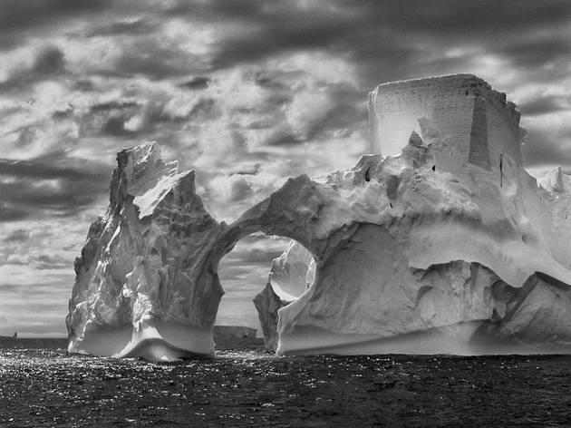 (Péninsule Antarctique, 2005 / © Sebastião Salgado)