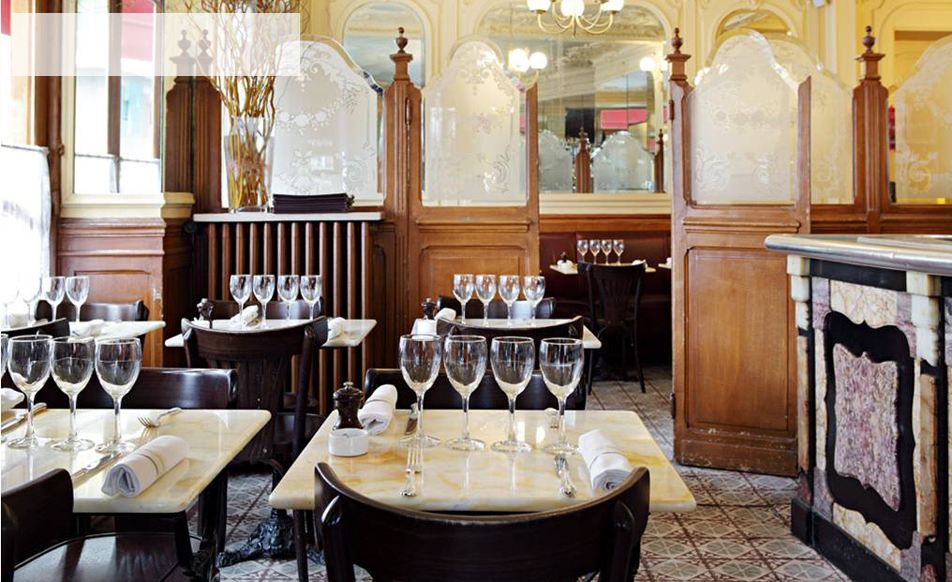A sterling, sophisticated bistro menu ● Le Chardenoux
