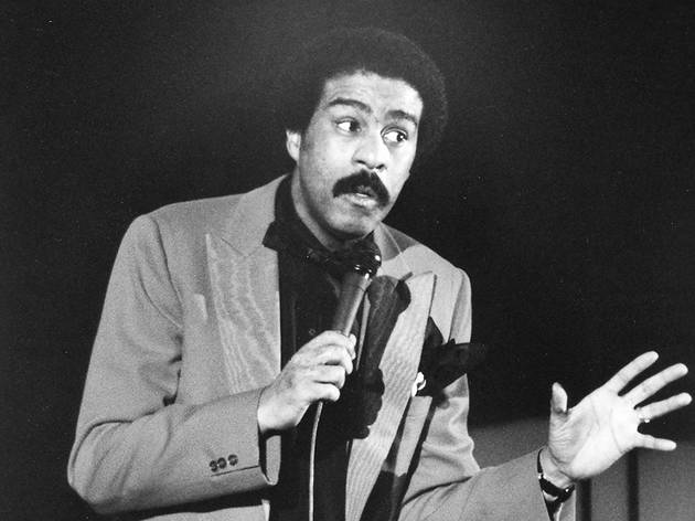 Richard Pryor: Live in Concert + Richard Pryor: Live on the Sunset Strip double feature