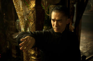 The Grandmaster: movie review
