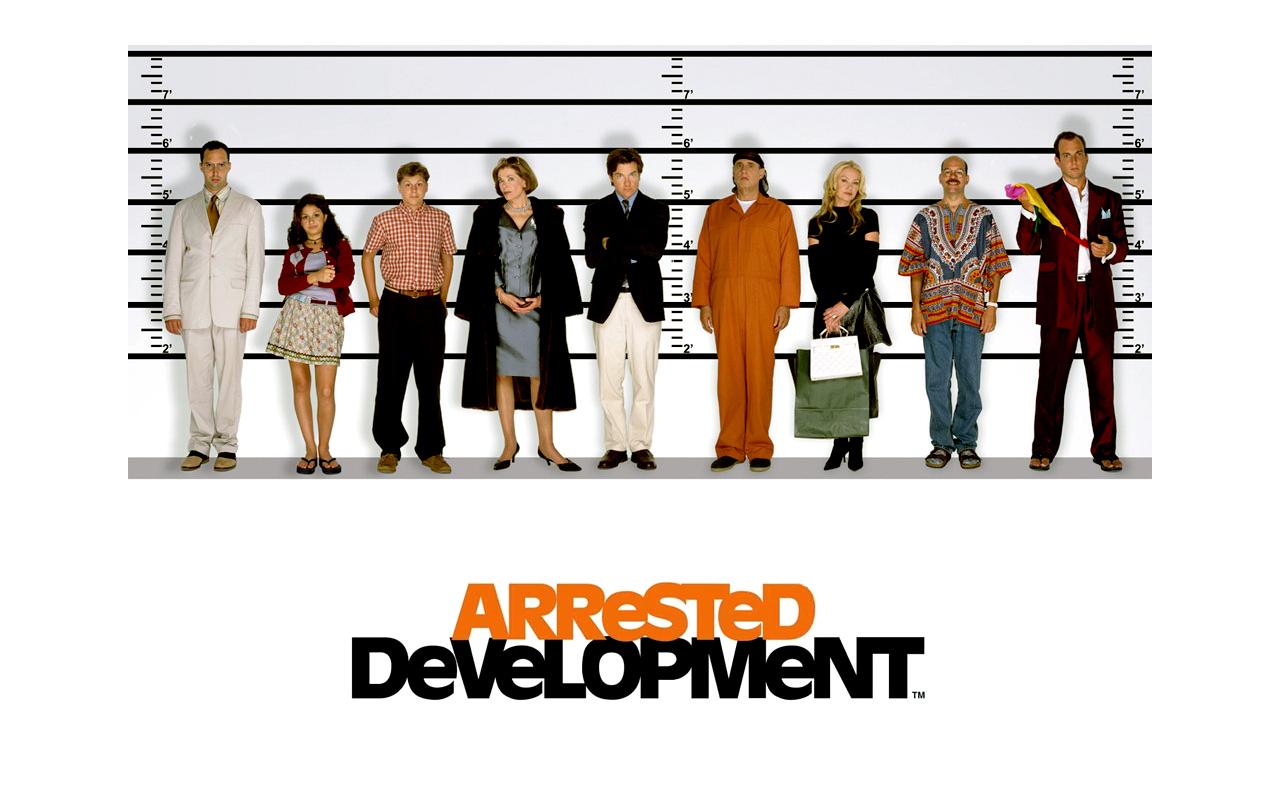 Série comique 'Arrested Development'