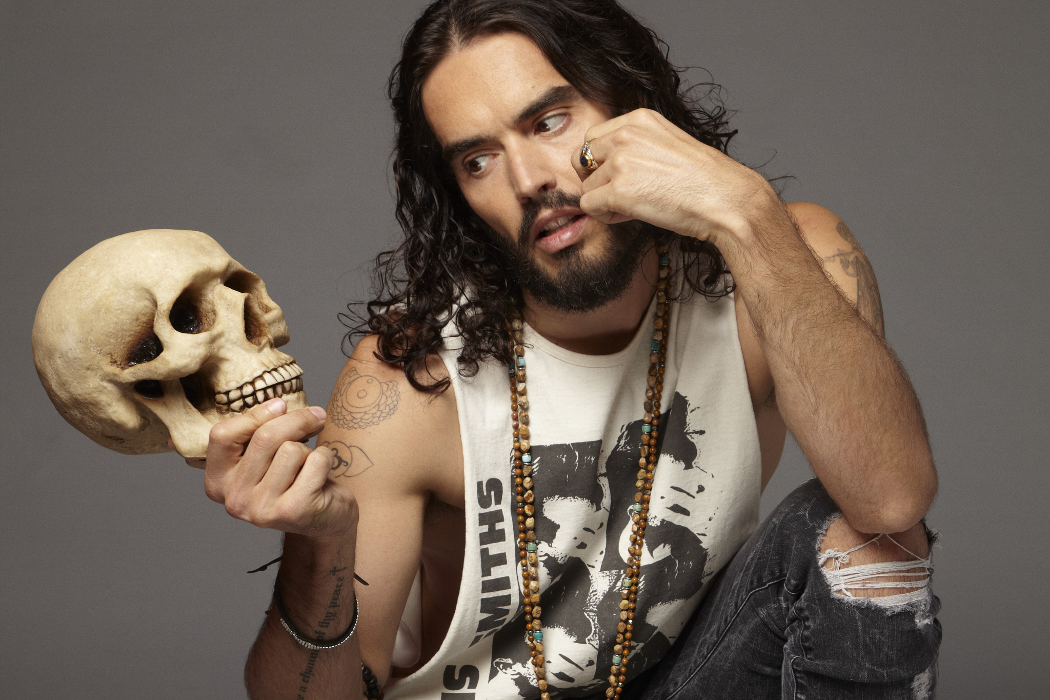 Comedy: Russell Brand: Messiah Complex