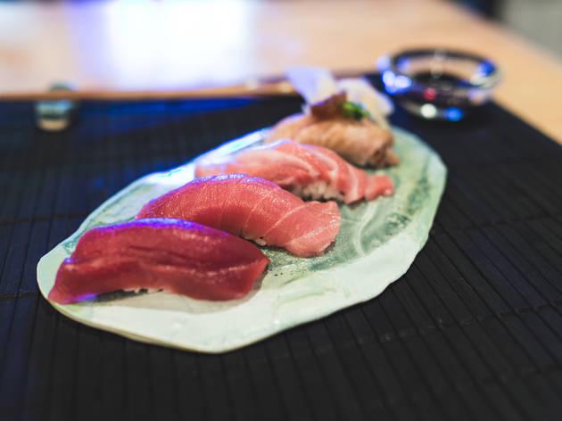 Nigiri at New York Sushi Ko