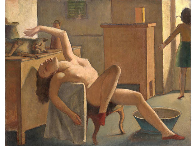 "Art: ""Balthus: Cats and Girls—Paintings and Provocations"""