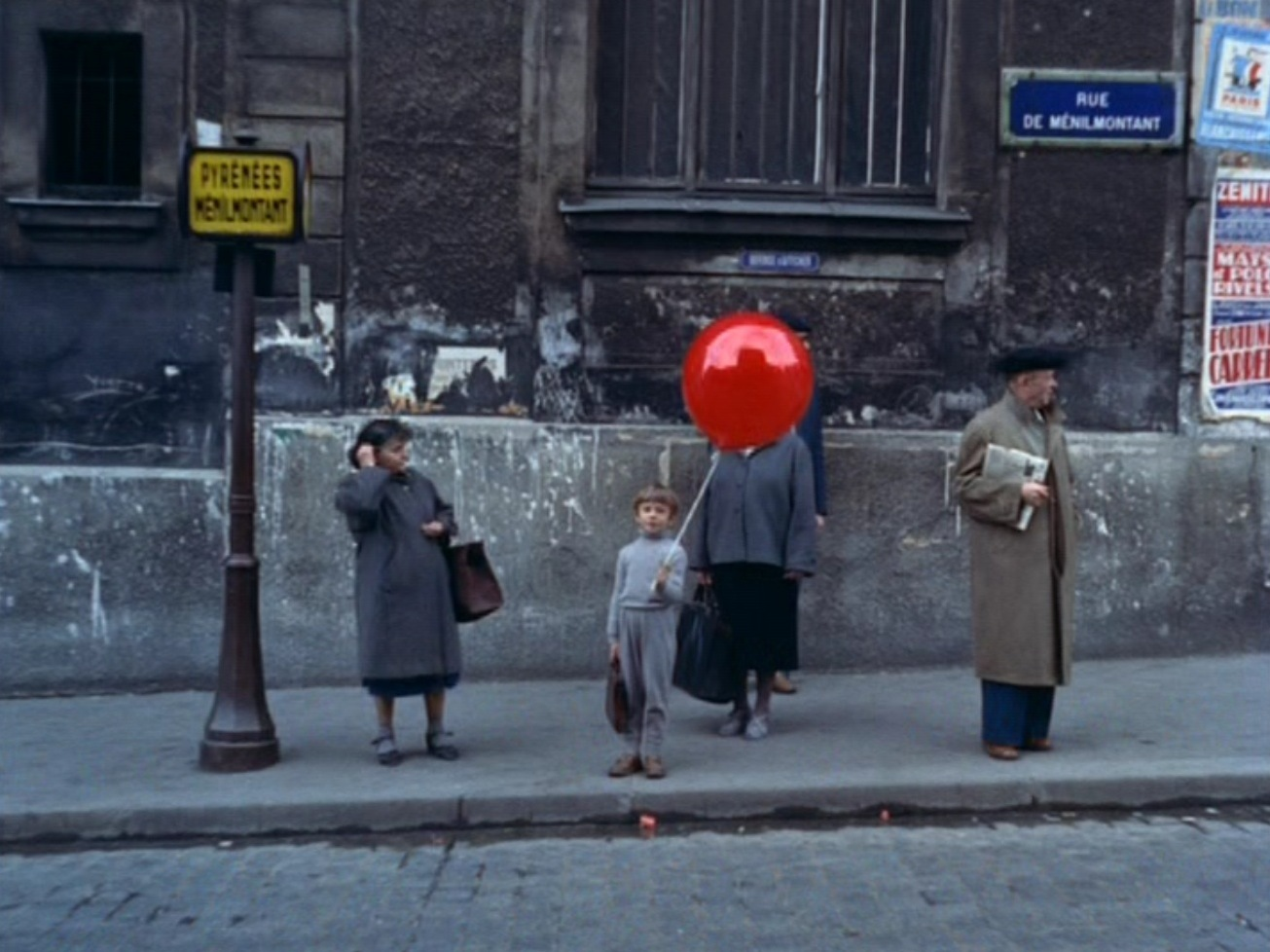 'Le Ballon rouge'