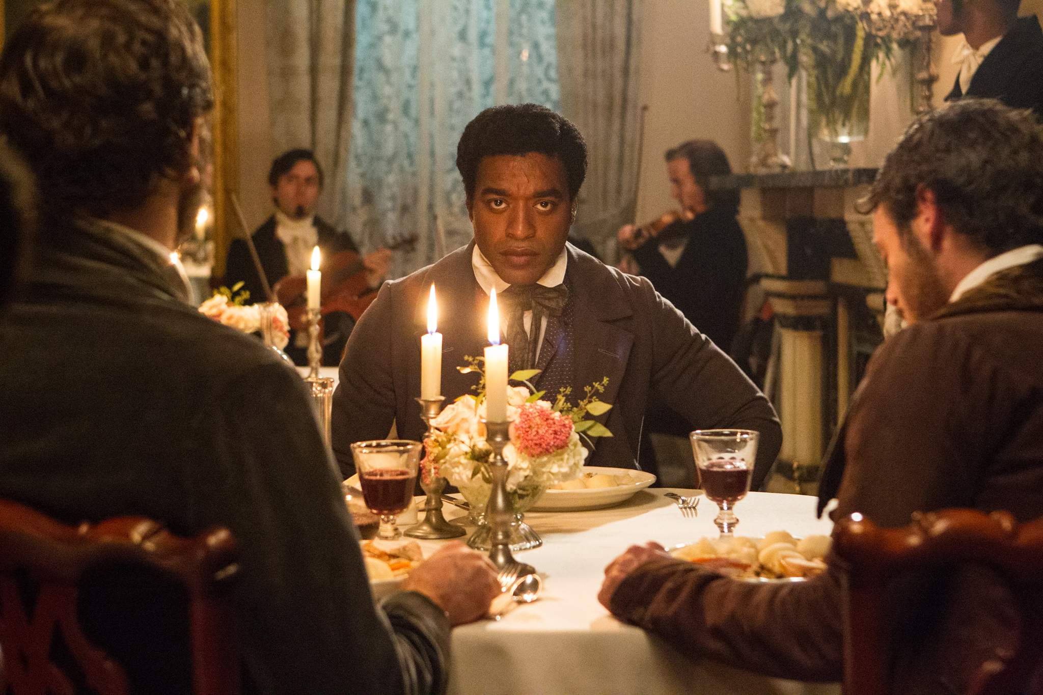 Man vs. oppressive society: <em>12 Years a Slave</em> (Oct 18)