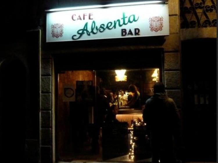 Bar Absenta