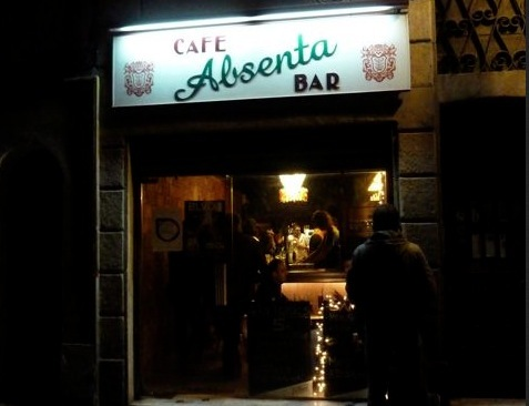 Bar Absenta (Hospital)