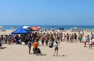 LA Gay and Lesbian Center's Beach Classic.