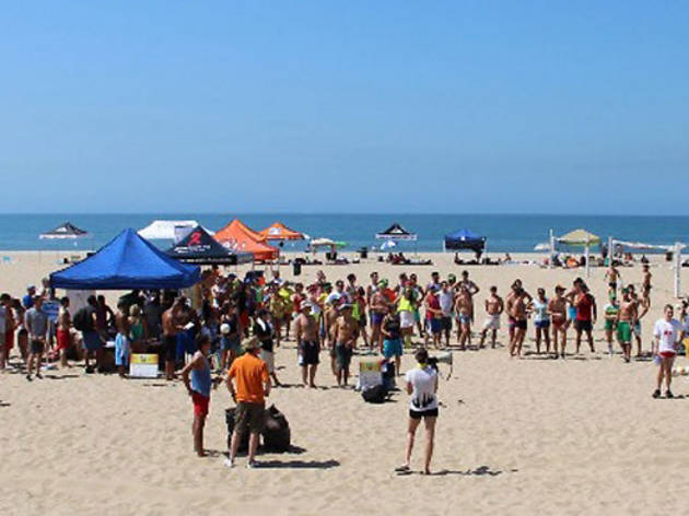 LA Gay and Lesbian Center's Beach Classic