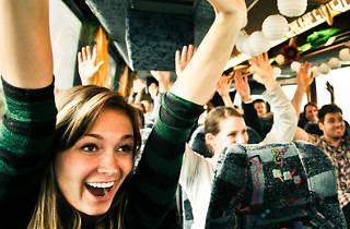 Do Good Bus Community Ride.