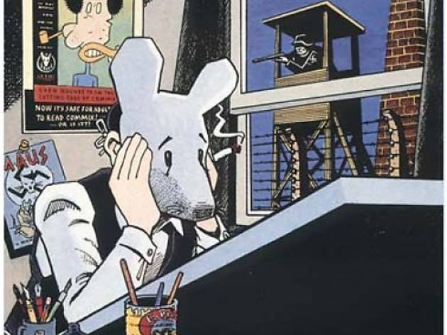 "Museums: ""Art Spiegelman's Co-Mix: A Retrospective"""