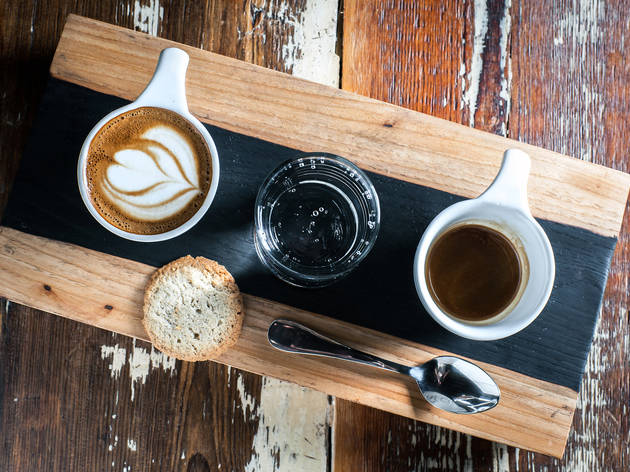 The best coffee shops in NYC
