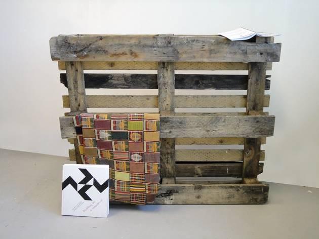 Open Cube ('Tabom' by Rodrigo Garcia Dutra)