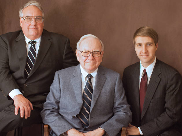 Live from the NYPL: Warren Buffett, Howard G. Buffett and Howard W. Buffett