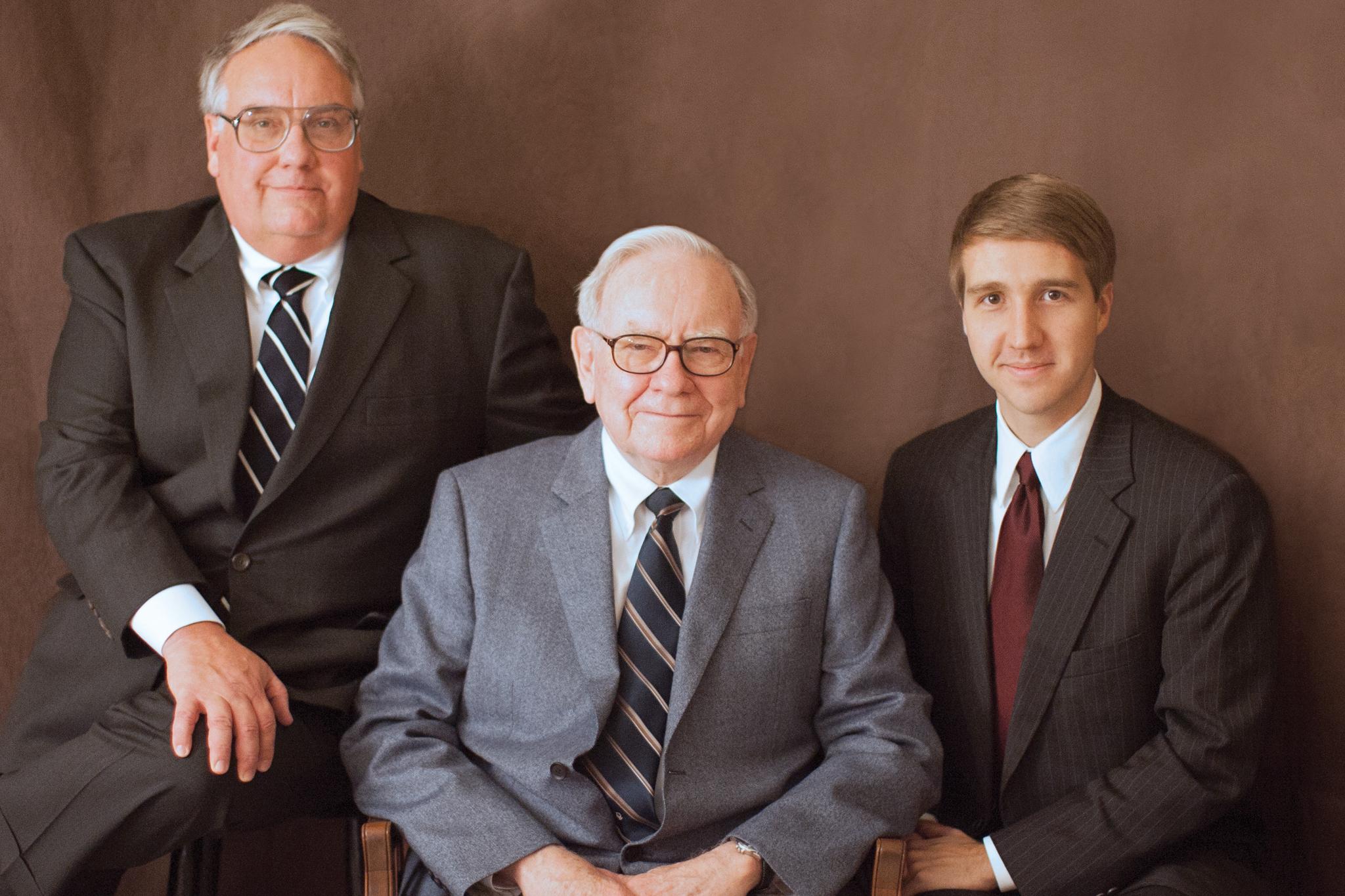 Live from the NYPL: Warren Buffett, Howard G. Buffett and Howard W. Buffett