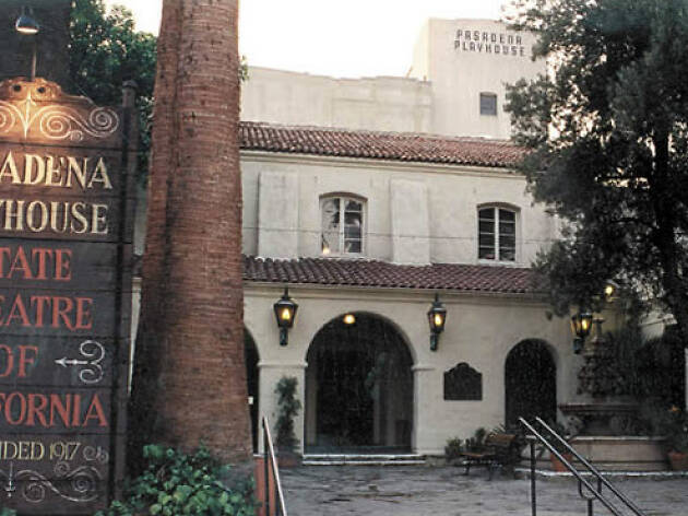 Pasadena Playhouse.