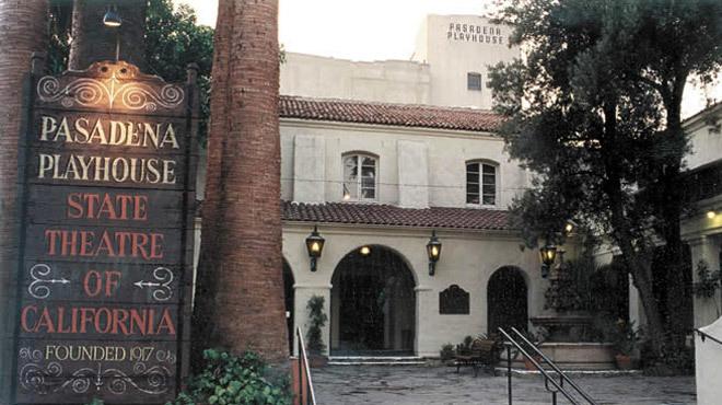 Pasadena Playhouse.