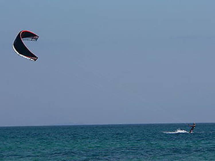 Surf d'estel als Alfacs