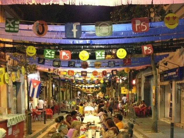 Fiesta Mayor de Sants 2017