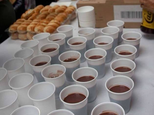 Xocolatada
