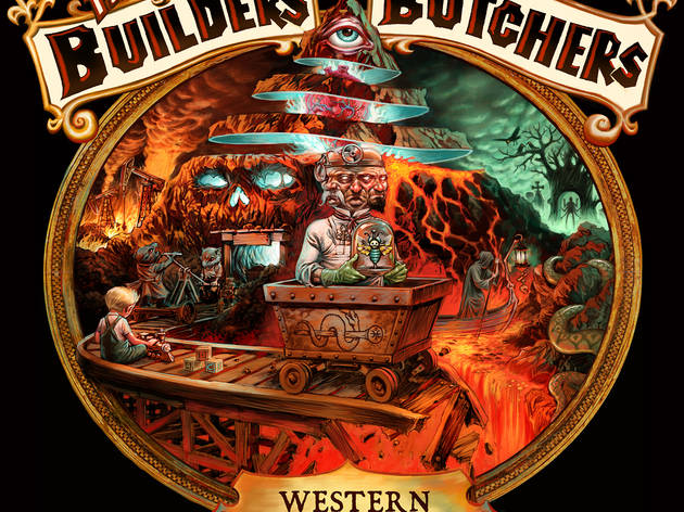 The Builders and the Butchers ('Western Medicine')