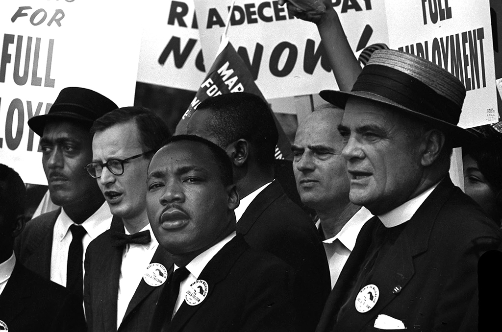 Martin Luther King Day celebrations